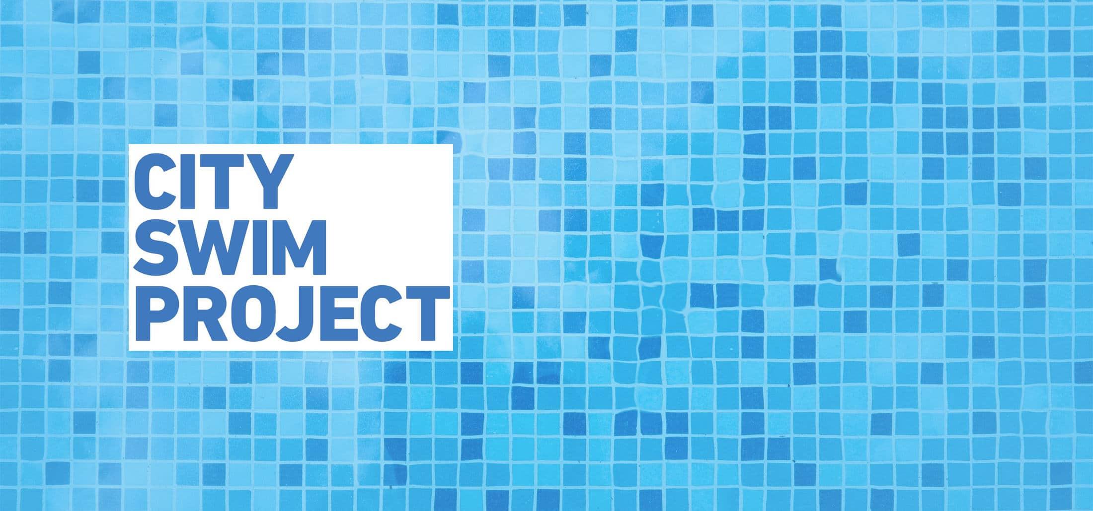 city swim project header